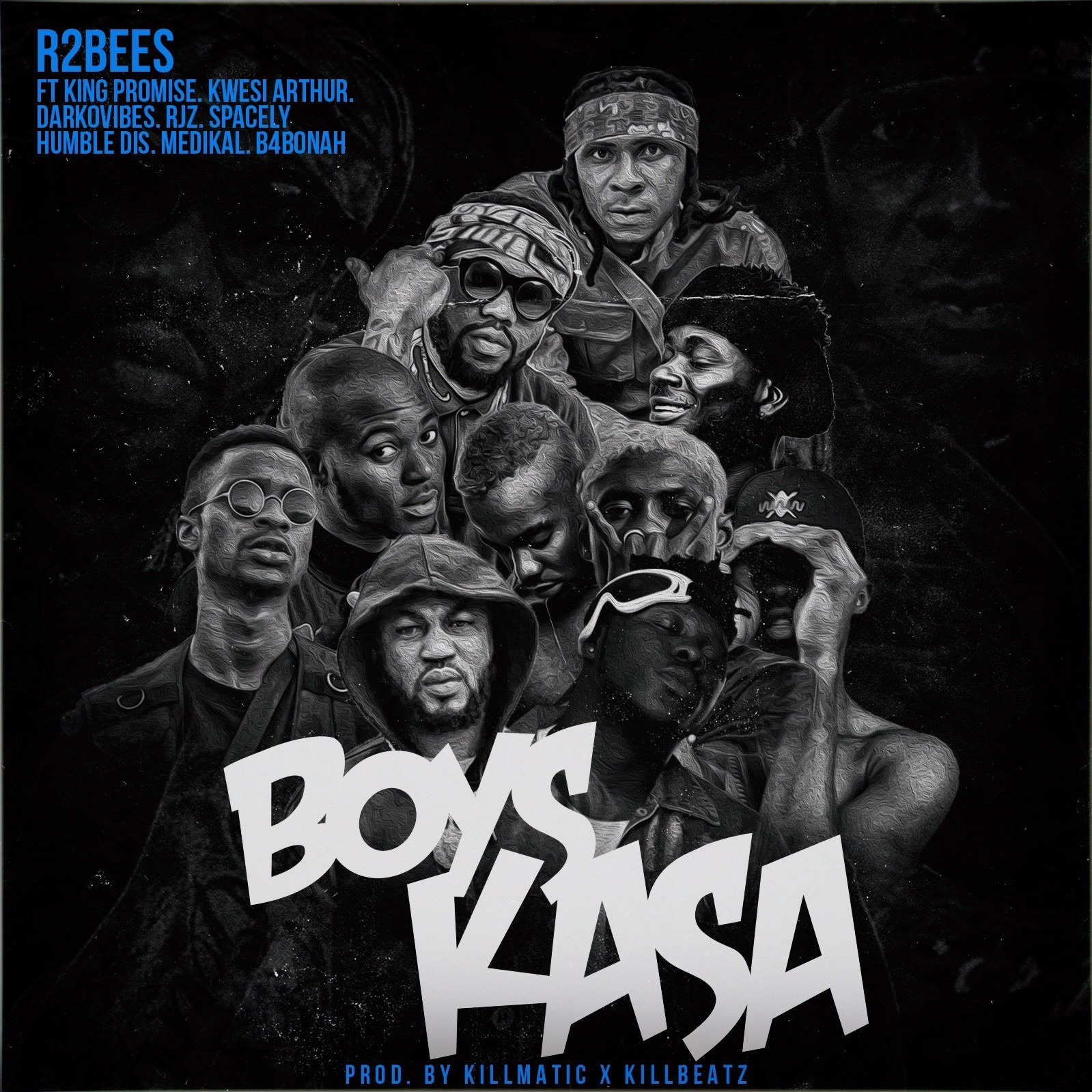 R2Bees drop music video for